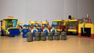 Städtische Dienste der LEGO® City