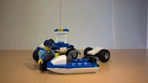 Buggy und Jetsky der Küstenwache aus 60086