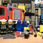 Gefahrguteinheit der Feuerwehr