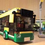 Bus aus LEGO® Set 60154