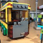 Modifizierter Fahrradträger in LEGO® Set 60154