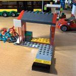 Haltestelle aus LEGO® Set 60154