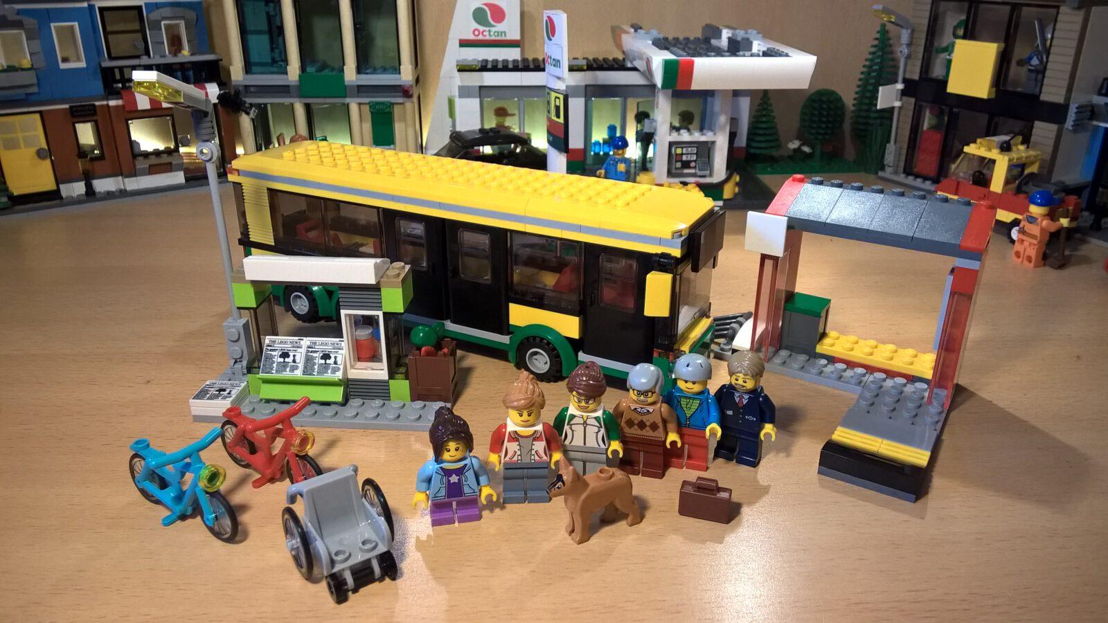 LEGO® Set 60154