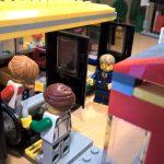 Detail Haltestelle aus LEGO® Set 60154