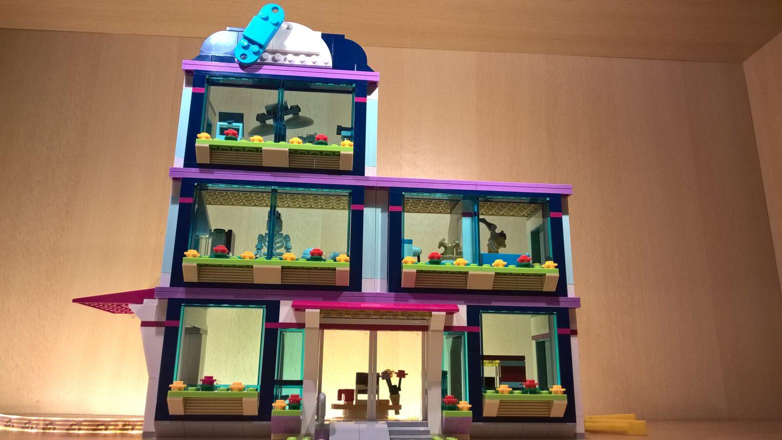LEGO® - Heartlake Hospital (Set 41318)