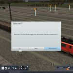 RailWorks - Speichern