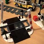 Set 10259 - Bahnübergang - Offen