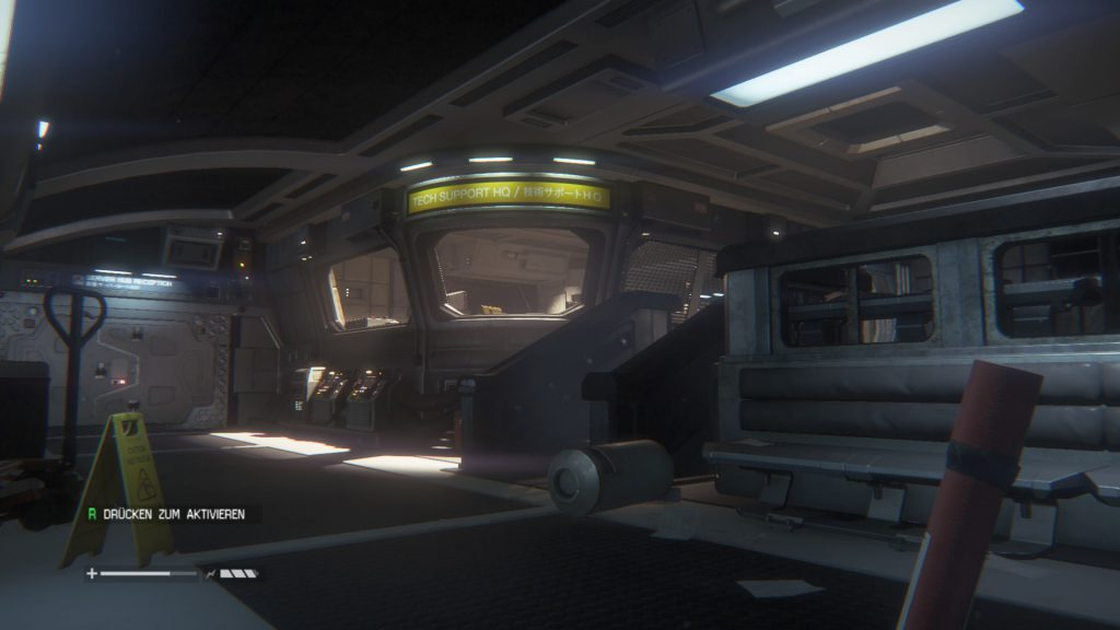 Alien: Isolation - Techsupport