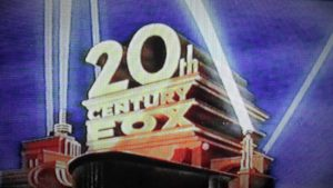 20th Century Fox Logo in Game