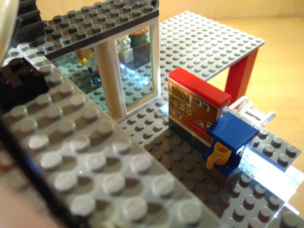 LEGO® Feuerwache 2 MOC - Dienstplan