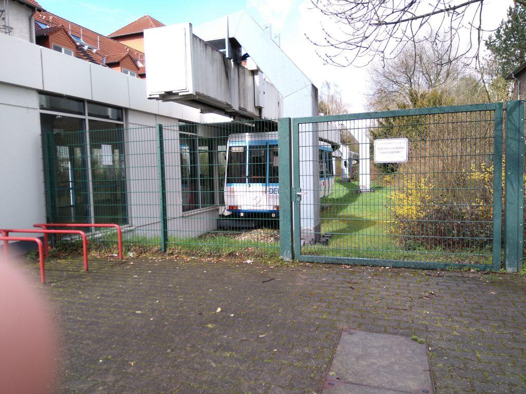 H-Bahn Dortmund - Station Eichlinghofen